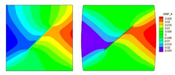 2d xfem for crack extended finite element matlab code